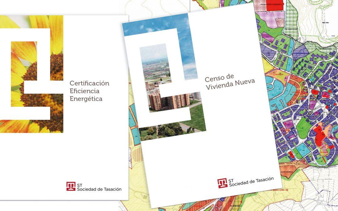 Catálogos e informes