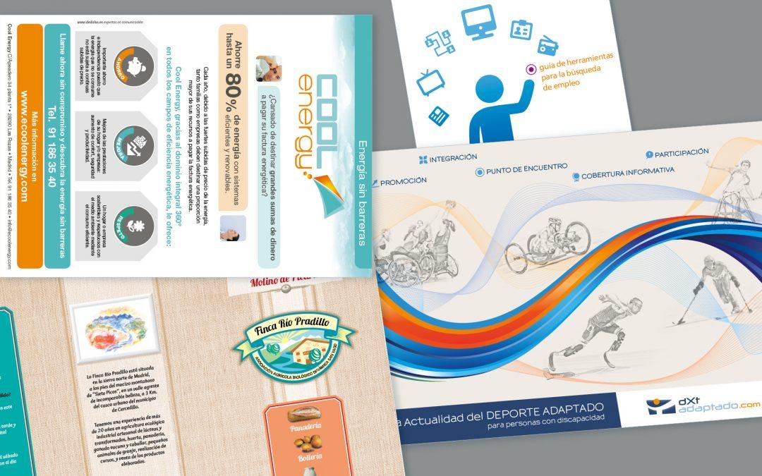 Catálogos y manuales