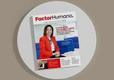 Factor Humano magazine